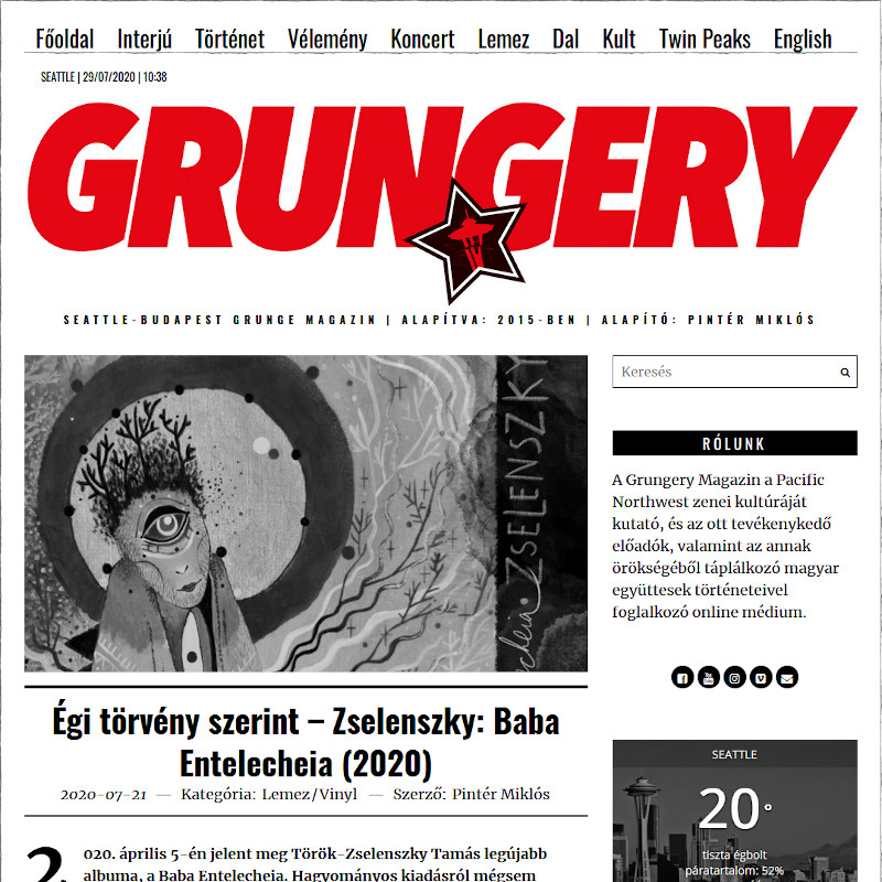Grungery