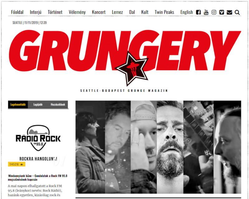 Grungery Együtt Egész