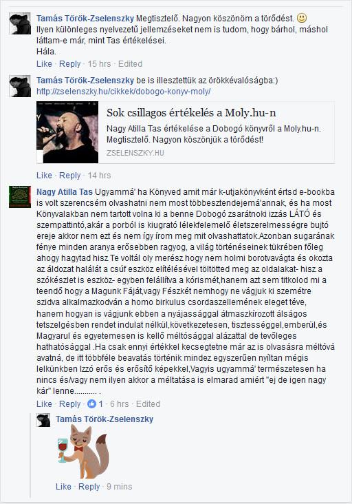 Nagy Atilla Tas Facebook