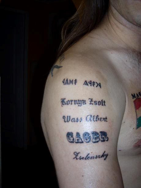 Tetoválás 3