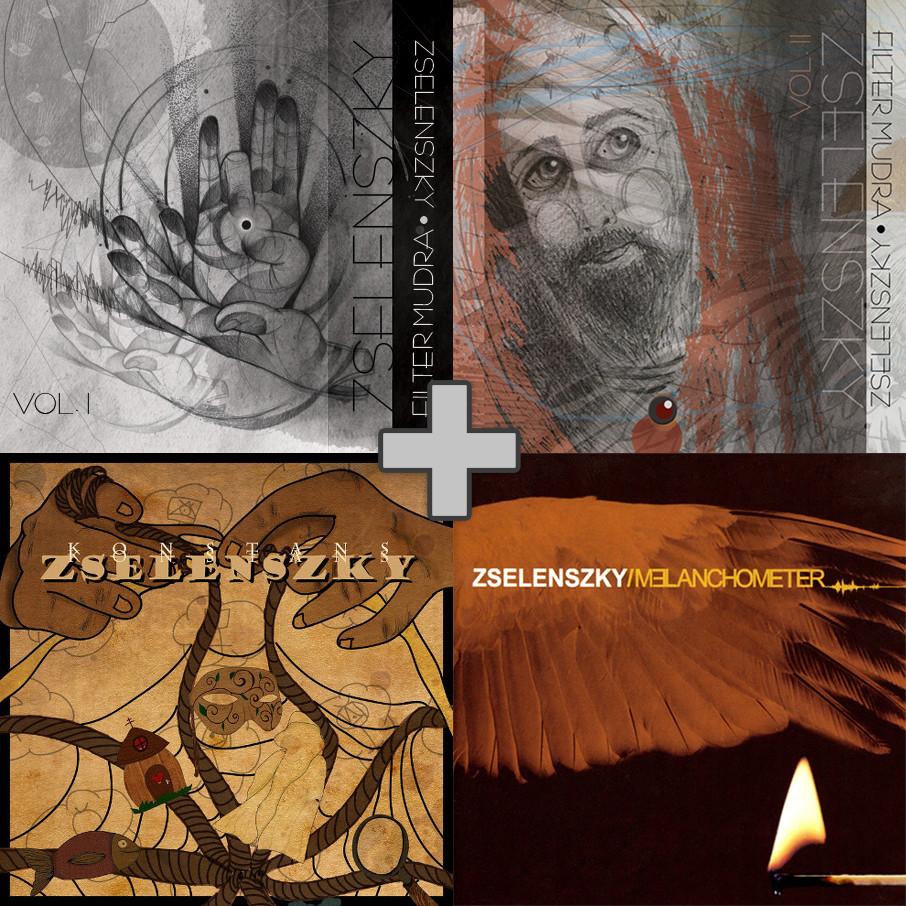 Kedvezményes CD csomag